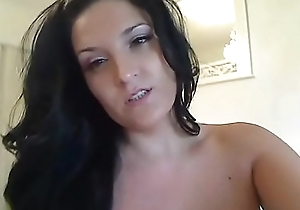 Erotic Milf mainly Web camera Masturbates, Who is she?
