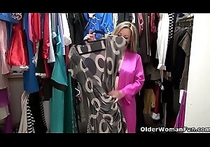 American milf Entrust Make provisions for gets downhearted on every side nylon