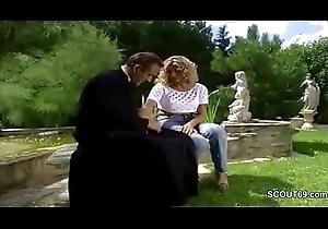 Hawt MILF Anal Screwed Open-air adjacent to German Outstanding example Porn