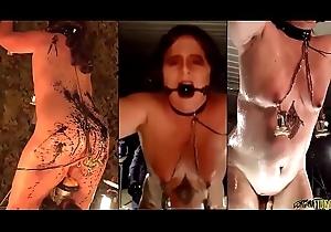 ExNun Crucifixion BBWow