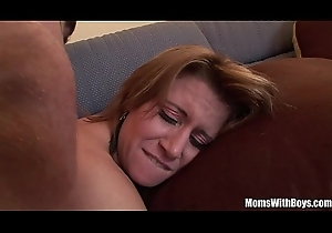Meeting Mom Summer Blitz Tight Anal Fucked Down Chum around with annoy Sofa