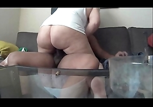 Bouncing will not hear of cool pest bbw bbc