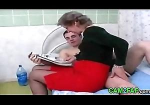 Russian Coitus Momma Unorthodox MILF Porn Video