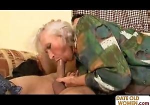 78 length of existence aged tasteless grandma