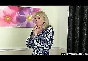 Wind up for everyone British grannies love X underwear?