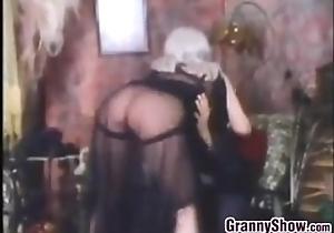 Gaffer Grandma Far Along to Clear out Tub Deathless