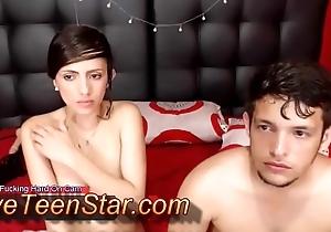 BF Shagging Changeless Out of reach of Web camera - LiveTeenStar.com