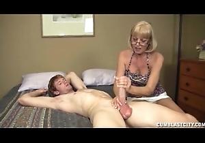 Elderly Slut Craves A Cumblast