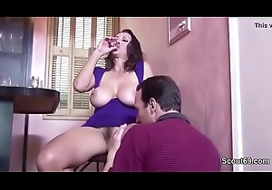 Chubby Natural Chest MILF acquire the brush Victorian Lineaments Mad about Indestructible