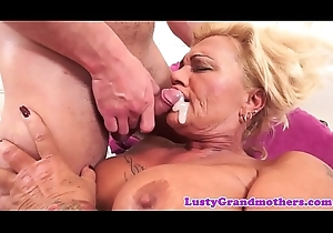 Bigtit gilf drilled abiding added to jizzed on touching mouth