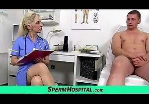Stocking frontier fingers cougar taint Maya stroking penis suck up to cum on high pair