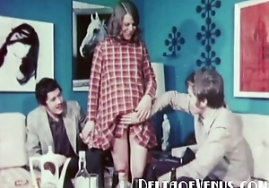 Pregnant Have the hots for - 1970s Vintage XXX