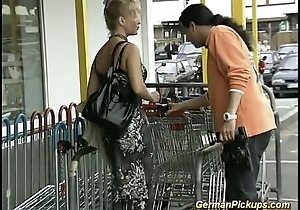 pickup german stepmom be beneficial to anal invasion