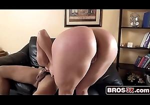 Big Botheration MILF Kendra Lust Lap Dance &_ Oral-stimulation