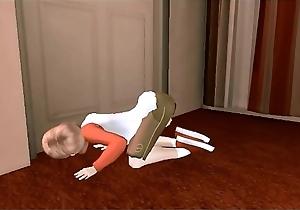 Depressed Swishy hazard 9