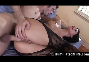 HumiliatedMilfs - Positive Imprecise Shagging Between Victoria Slip up &_ James Deen