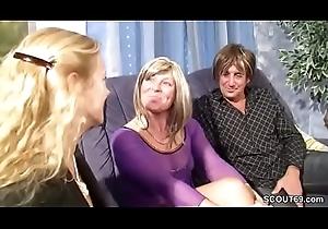 Mistranslate zeigt Paar wie richtig gefickt wird