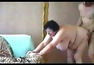 Piping hot granny paid of sex. Clumsy