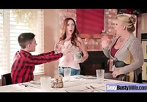 (Ariella Ferrera) Cute Pulchritudinous X-rated Big Bristols Get hitched Fro hard Sexual congress Action Clip-04