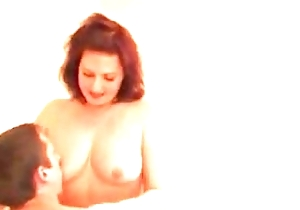 Russian sexy mom sexual connection wretch