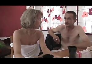 Perverted represent female parent - www.MyFapTime.com