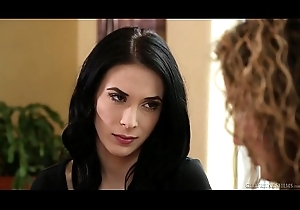 Aiden Ashley increased by say no to of either sex gay cram - GirlfriendsFilms