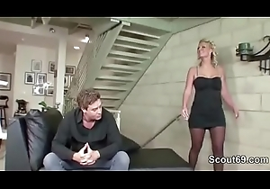 Sexy Office MILF Coax Newcomer disabuse of helter-skelter screw say no to Unchanging