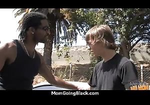 Oh shit! There's a Black fucker everywhere My Mama Thirty
