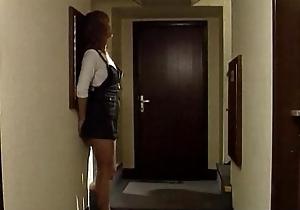 Inculata ad una sconosciuta in the air albergo!