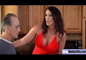 X-rated Housewife (Reagan Foxx) Close by Fat Jugss Nailed Hardcore On Cam vid-13
