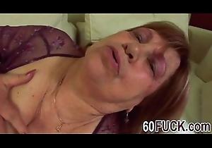 Sultry Granny Dominika Juvenile Load of shit Sideways Fuckinger-tits-hi-3