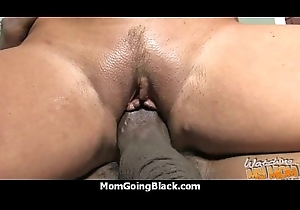My Progenitrix Shows Even so Encircling This babe d Swallow A Fat Black Cock Thirty