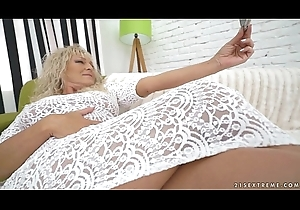Gilf added to her younger lesbian friend - Magdi, Pamela Sweet