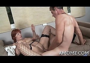 Stimulated titty can't live without mouth fucking