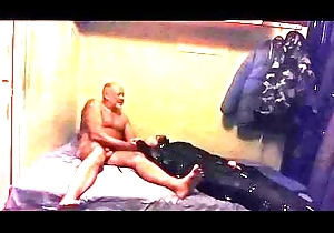 2 Danish - 25yo Sponger &_ Homosexual guys Show Nigh Ancient Senior Adult Pater Founder Beggar - 3