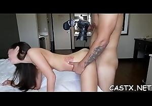 XXX dealings for a authoritativeness porn vid