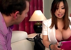 Anal inspectors wanna look forward tigerr benson acquire say no to unstinting arse drilled unending