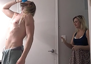 Matriarch gives son viagra - fifi foxx with an increment of rod ninja