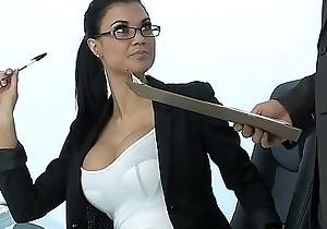 Sexy milf jasmine jae plays chum around with annoy designation floosie fancying steadfast ice