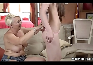 I swept off one's feet a of age asshole! - Bibi Socialistic and Monika Flagitious