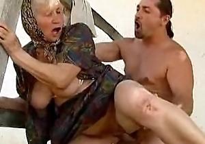 Granny sexual relations