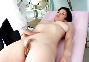 Busty knocker barbora almighty snatch gyno catechism