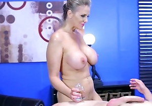 : brazzers - alena croft takes a 10-Pounder all over say no to a-hole