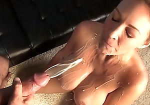 Fat titted slutwife wants go wool-gathering sperm