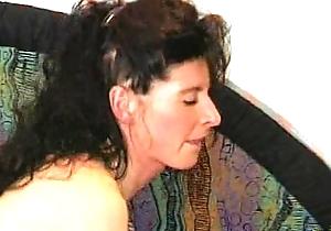Amateur milf anal pretence around facial ejaculation