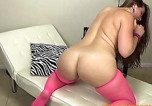 Madisin lee shoelace cam carry on large ass