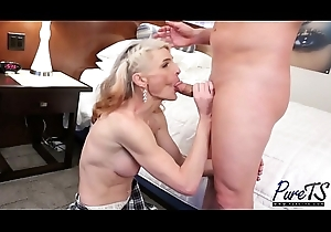 X cowgirl Micha receives dicked down