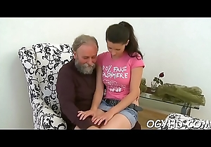 Sex-mad dad teases young pricey