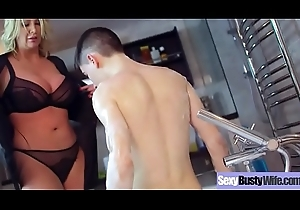 Hardcore Copulation Operation With Broad in the beam In the matter of Jugs White wife (Leigh Darby) clip-11 clip1
